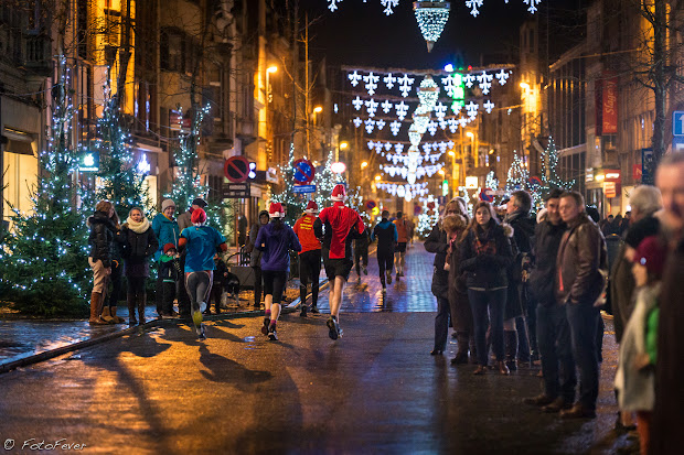 Santa Run Roeselare