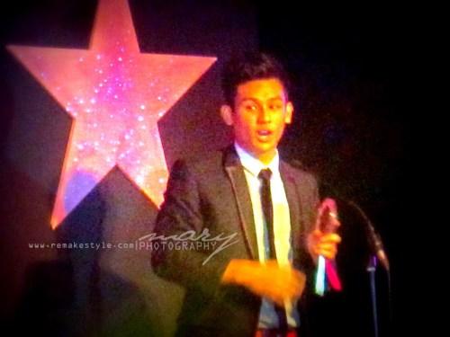 Candy Style Awards 2012 - Rockwell Tent, Makati City - May 4, 2012 - Rammy Bitong - Stylish Candy Cutie award