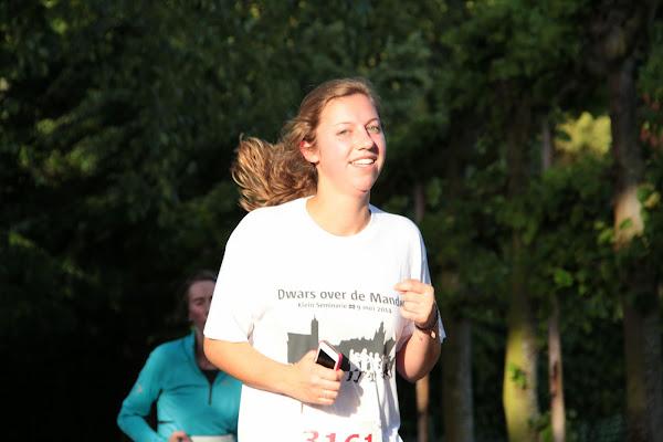 Alexandra Vandenweghe in Dwars over de Mandel 2014