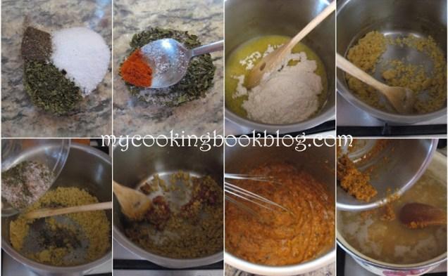Пикантна Турска супа (Ezogelin Corbasi) с жълта леща и ориз