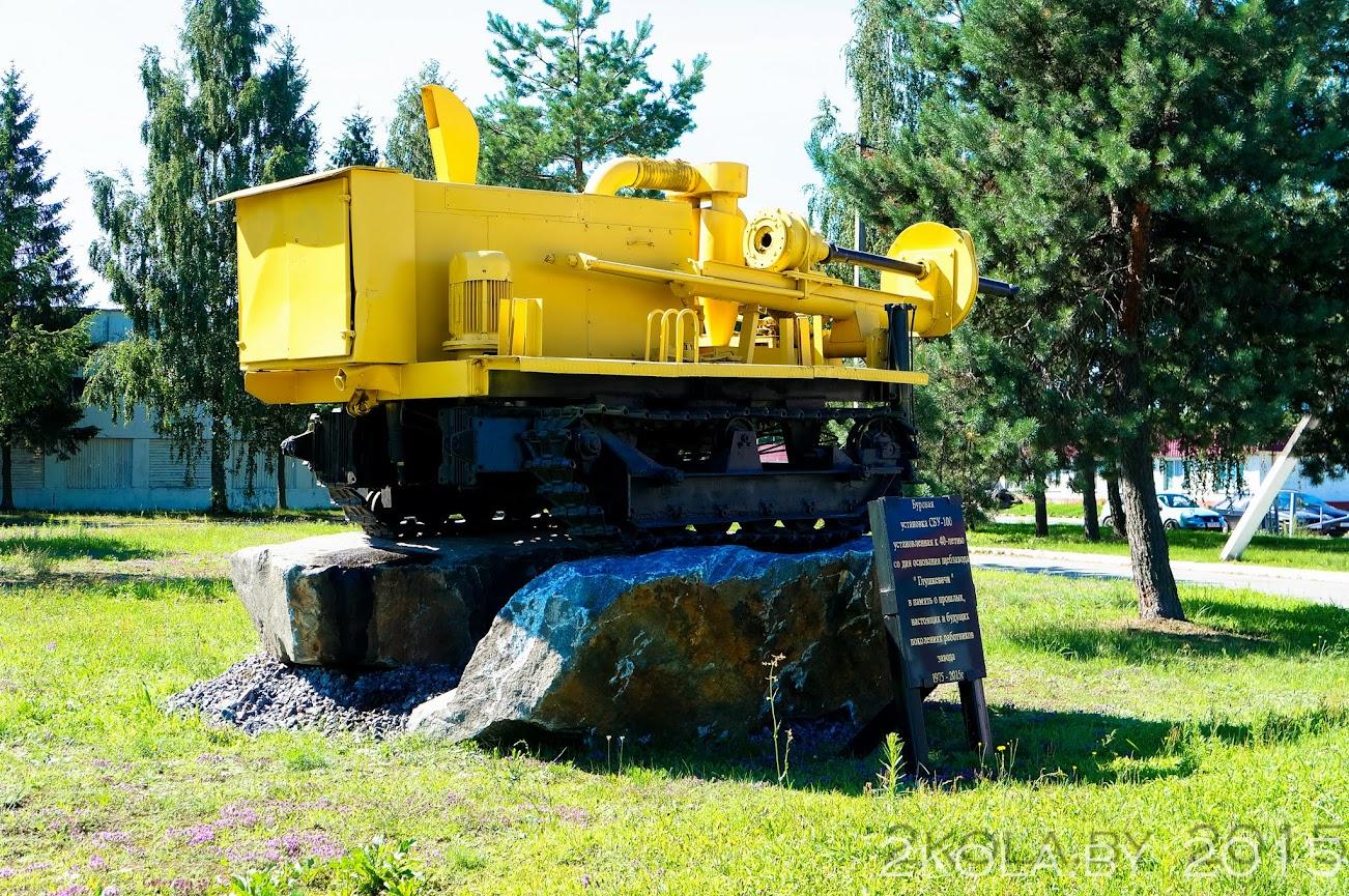 Буровая установка СБУ-100