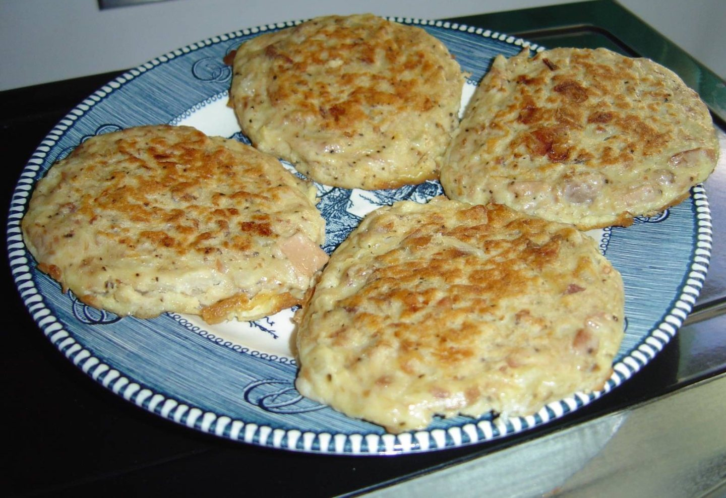 My Favorite Tuna Patties