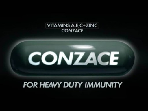 Conzace for heavy duty immunity