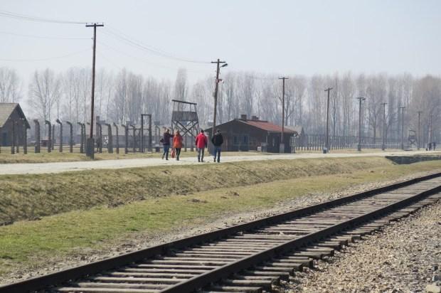 Für viele der letzte Weg - Von der Judenrampe in die Gaskammer