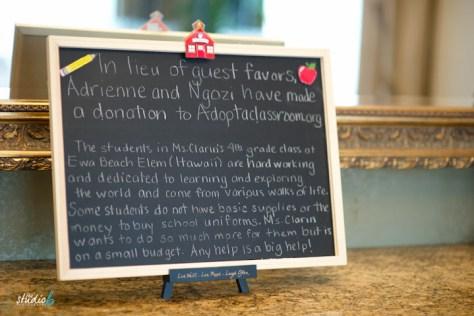 Donation Favors