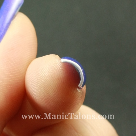 Manic Talons Gel Polish And Nail Art Tips Tricks Preventing Lifting Chipping