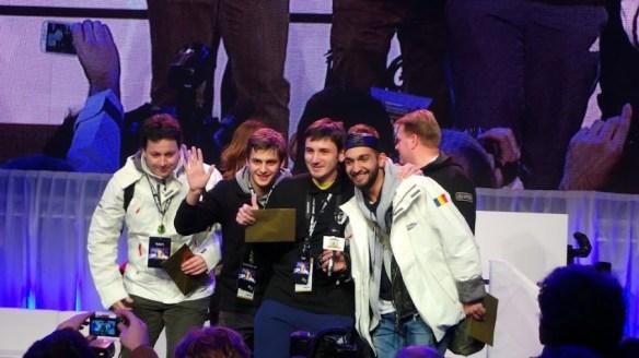Samsung Angry Birds All Star Final - Gruppenwertung
