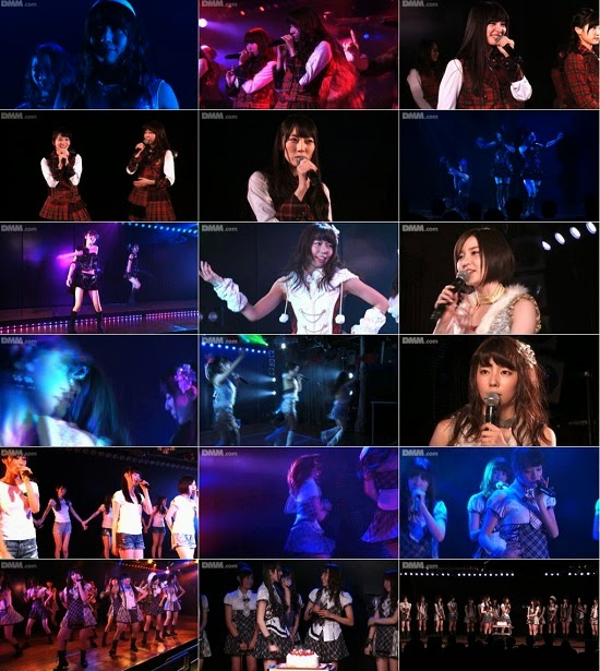 "(LIVE)(公演) AKB48 チームA ""恋愛禁止条例"" 中村麻里子の生誕祭 141217"