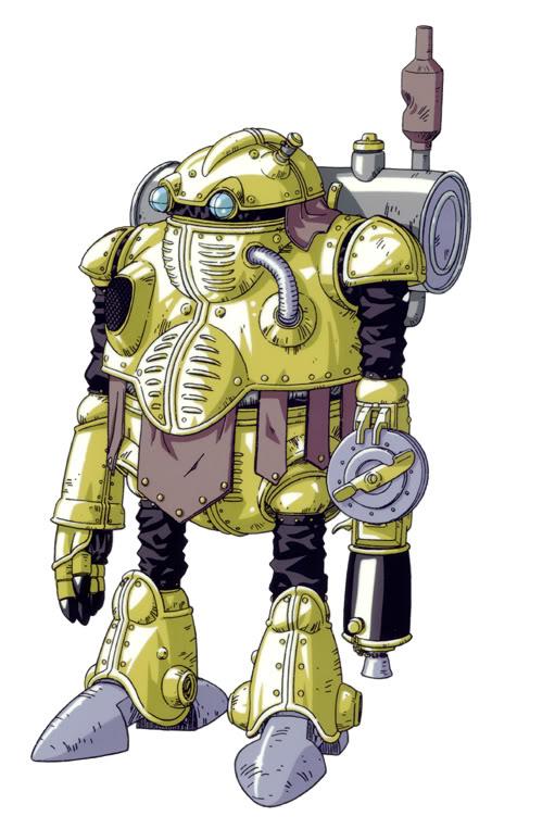 Robo, de Chronno Trigger