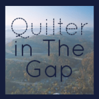Quilter in The Gap