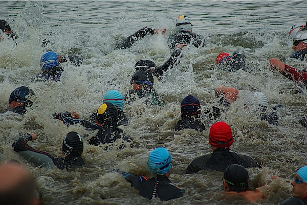 triatlon roeselare zwemmen