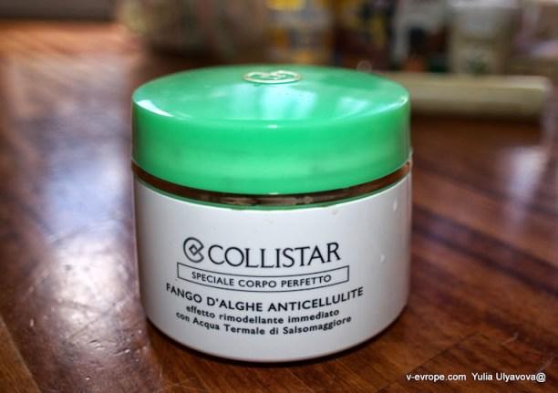 глина с водорослями от Collistar