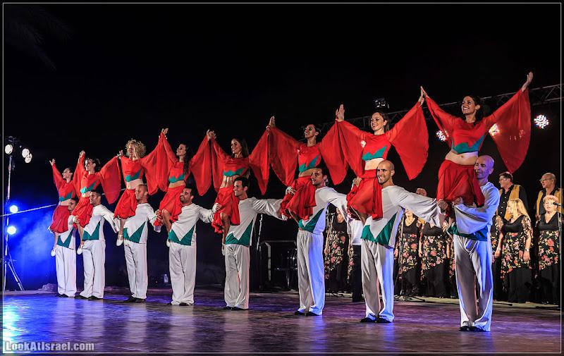Ночи Яффо - концерт ансамбля «אנחנו כאן»