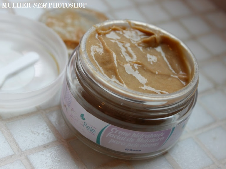 Mulateiro: Creme Hidratante Facial Pele Oleosa