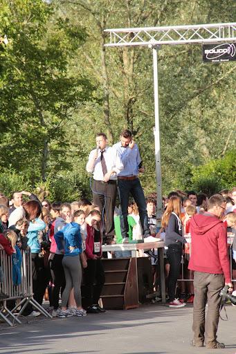Hendrick Tuerlinckx geeft startschot van Dwars over de Mandel 2014