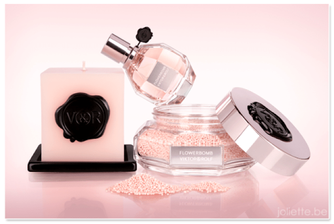 Want it: Viktor & Rolf bath decadence