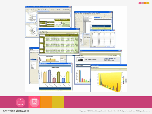 簡報技巧   財務報表 統計報表 分析報表