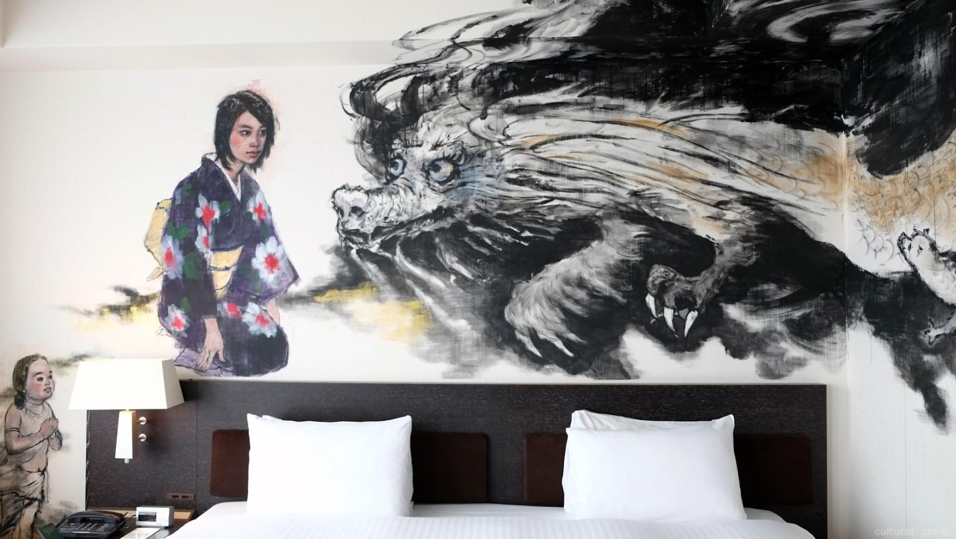 Dragon Room Park Hotel Tokyo