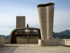 Cité Radieuse roof
