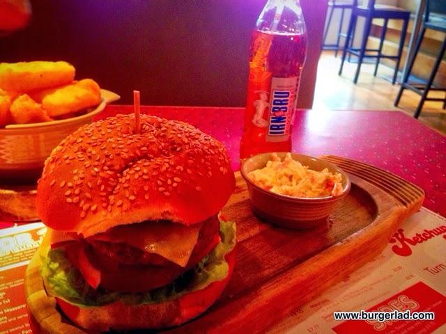 Ketchup Dundee Who Killed Bambi? Burger