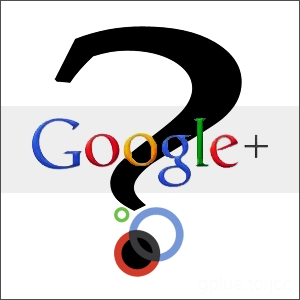GooglePlus Question mark