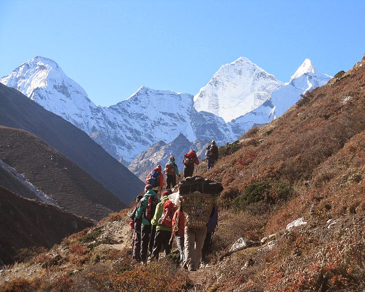 Everest Base Camp Trek (25 Best Hiking Trails in the World).
