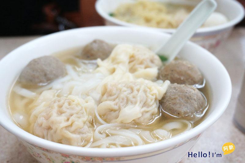 香港中西區中環美食,權記雲吞麵-5