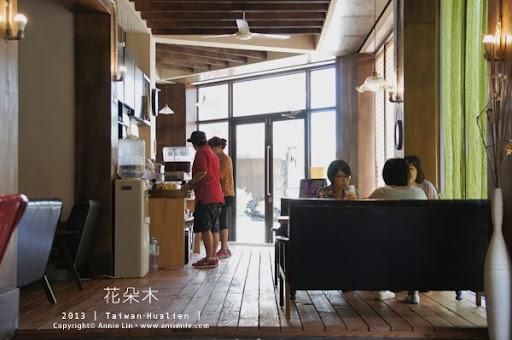 【花蓮早午餐】花朵木餐廳