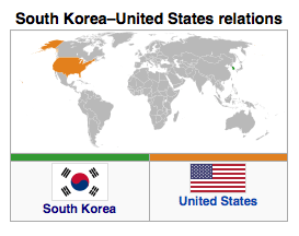 South Korea - United States Relations