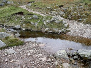 Path over River Calder