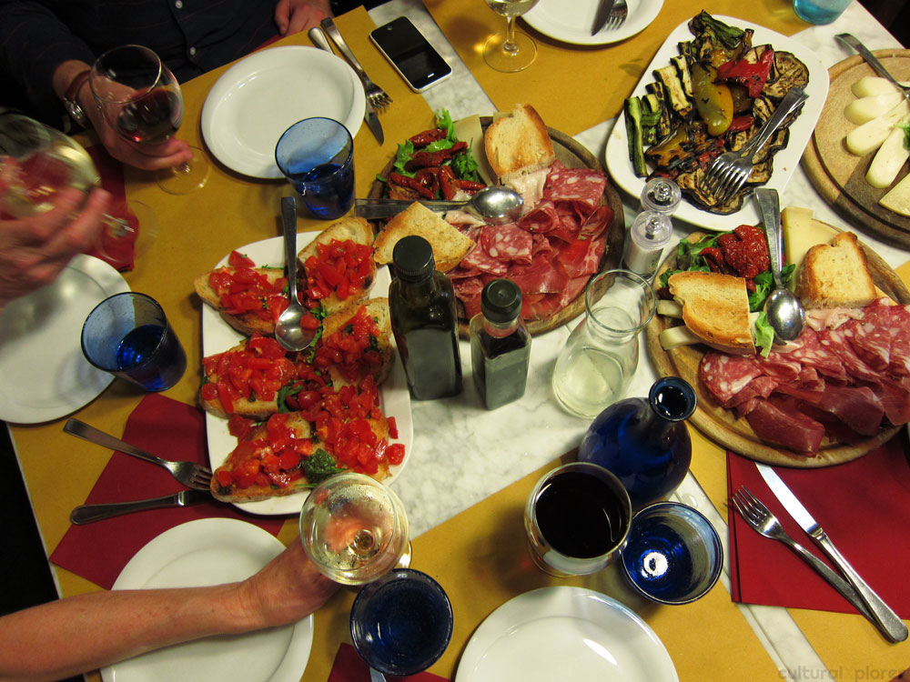 Florence Italy food