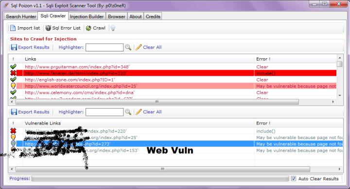 SQL poizon Result