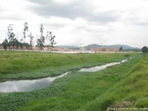 Ciudad Verde, Humedal de Tibanica
