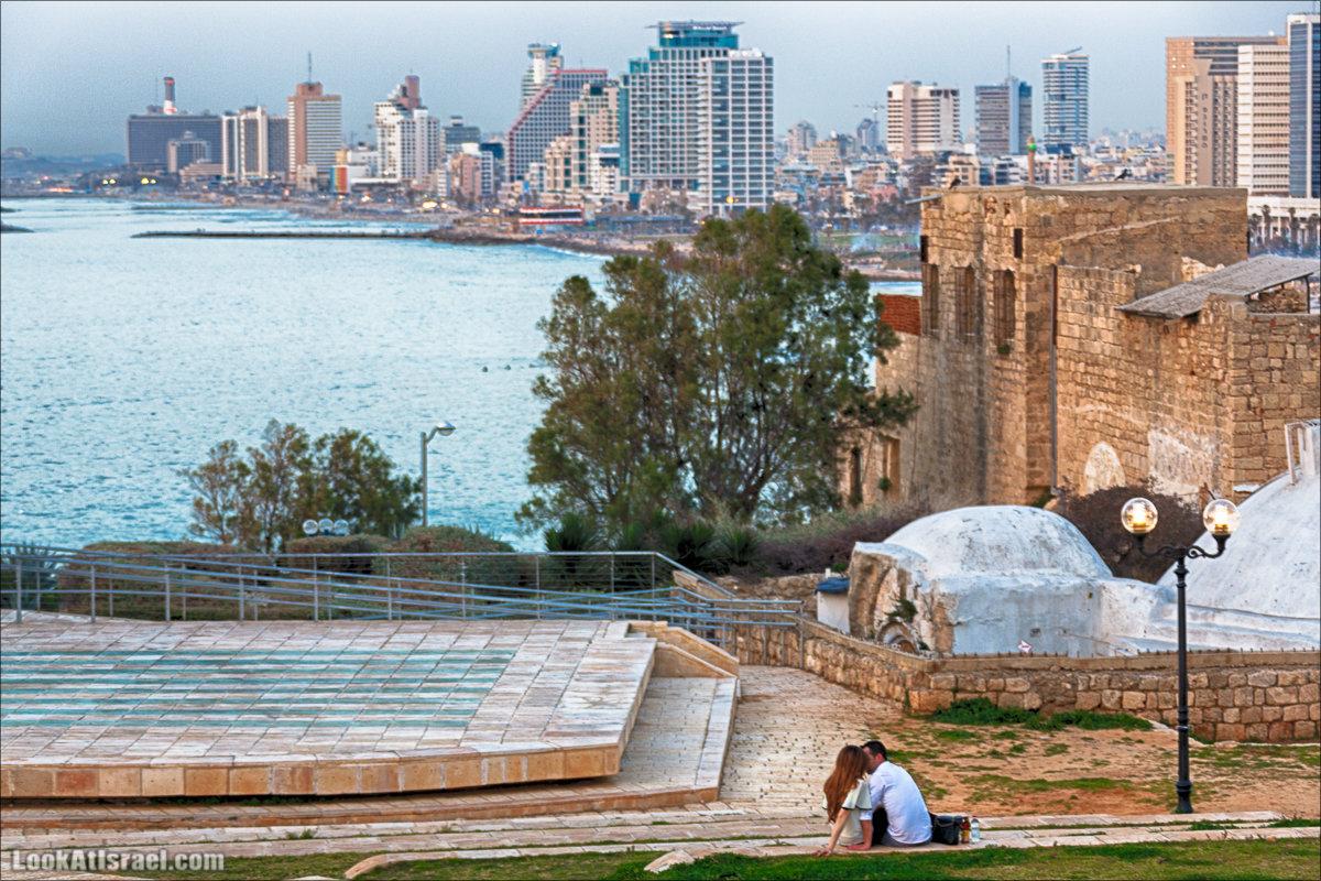 LookAtIsrael.com - Тель Авивская набережная