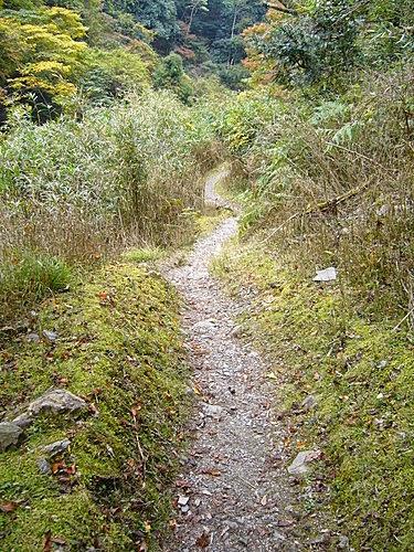 10月京都自由行(141)Day4-11/1東海自然步道-不好走的路段 @ H&D幸福小屋 :: 痞客邦