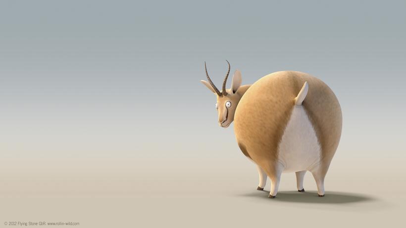 *非洲大草原野生「胖」動物:像顆彈力球Q彈有勁! 7
