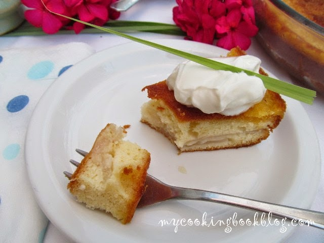 Френски сладкиш с круши