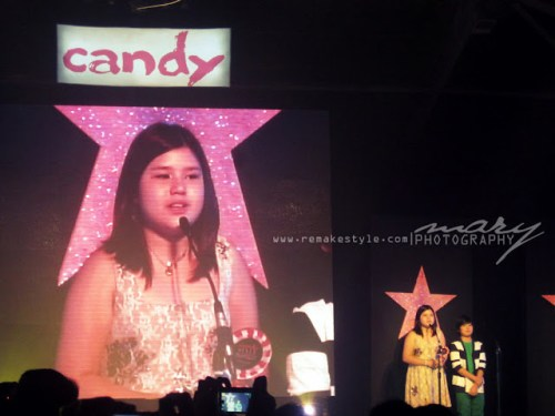 Candy Style Awards 2012 - Rockwell Tent, Makati City - May 4, 2012 - Arkin Magalona and Clara Magalona