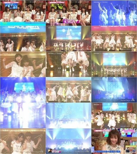 (TV-Music)(1080i) AKB48 – 魁!音楽の時間 150524
