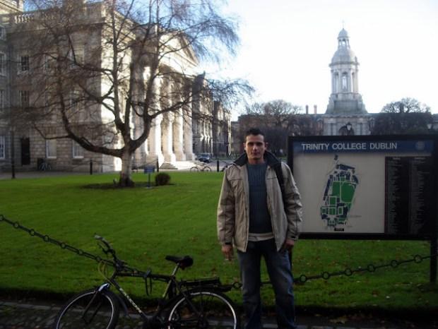 Qué ver en Dublín. Trinity College