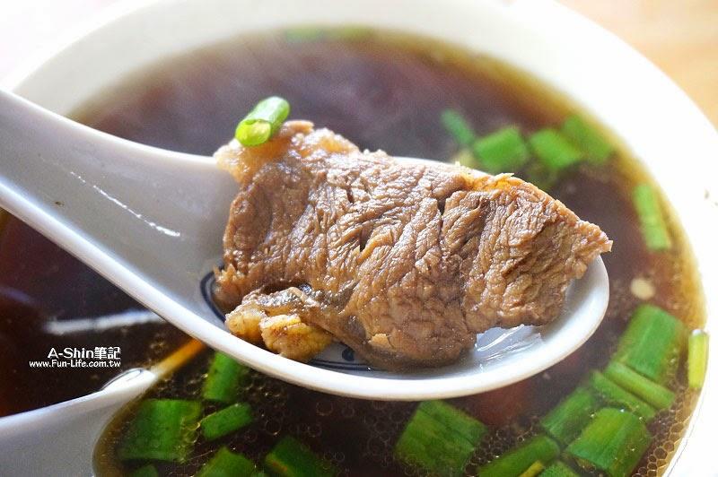 南投水里美食,水里牛肉麵大王-10