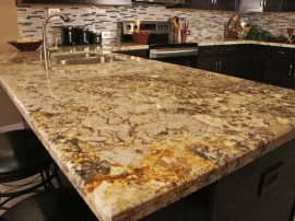 Upgraged granite in kitchen of homes for sale in Tempe AZ