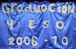 Graduación 4º ESO 2006-10
