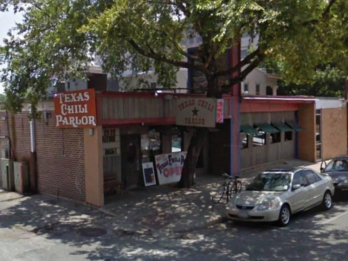Texas Chili Parlor, 1461 Lavaca St, Austin, Texas