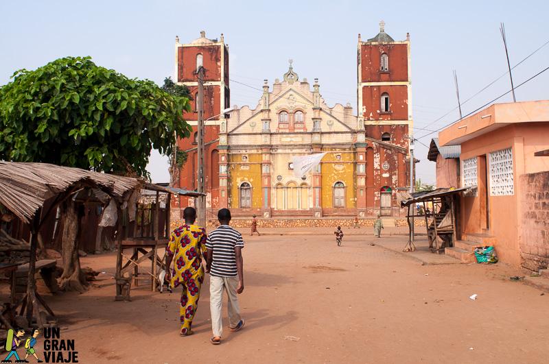 Benín es uno de los países baratos para viajar con 15€ al dia