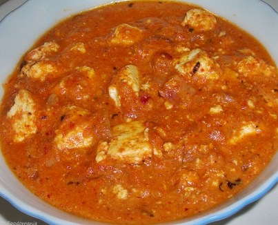 paneer butter masala recipe foodomania