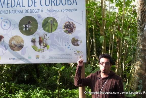 visita humedal Cordoba