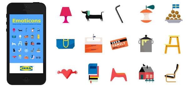 IKEA emoticonos