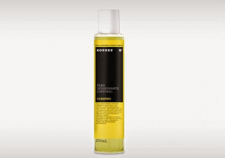 Prêmio Nova de Beleza 2011 - Korres