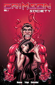 CrimsonSociety_TPB_cover_solicit Action Lab Entertainment February 2015 Solicitations